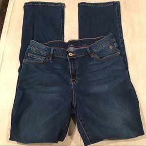 Tommy Hilfiger Greenwich Straight size 10 jeans